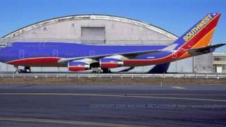 Southwest Airlines Concept Fleet