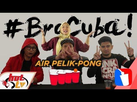 Bro Cuba: Game Air Pelik-Pong?