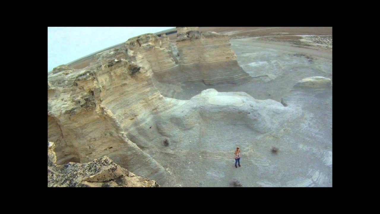 Kansas gove county grinnell - Monument Rocks Ks