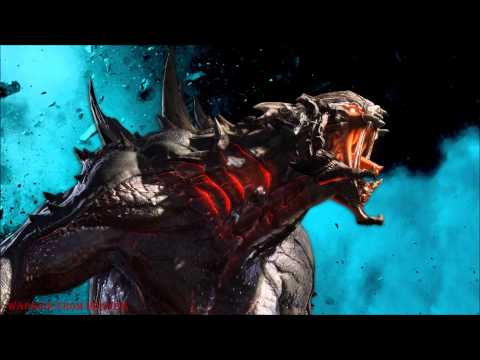 Tybercore- Juggernaut (2014 Epic Dark Action Menacing Hybrid Rock Orchestral)