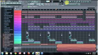 Rick Ross Ft Drake Aston Martin Music Instrumental Remake on FL Studio + FLP
