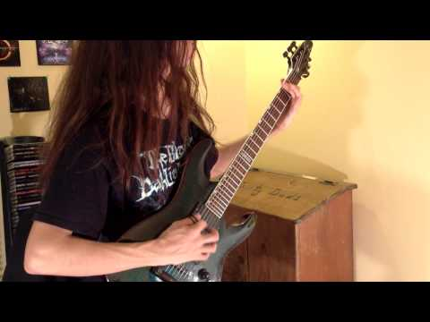 Misery Index - Conquistadores Guitar Cover