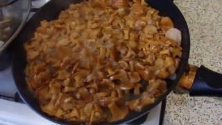 #Как готовить ЛИСИЧКИ, #ГалкинTV