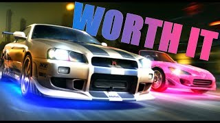 CSR2 Why The 2 Fast 2 Furious Cars Are Worth The Money!
