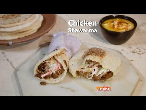 Chicken Shawarma  Ventuno Home Cooking