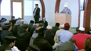 Indonesian Friday Sermon 14 Oct 2011, Renaissance and Victory of Islam