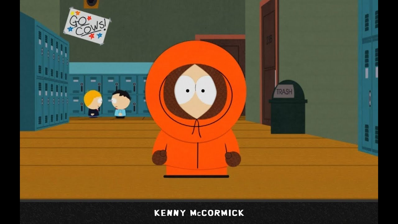 How to draw kenny from south park youtube - Pics of kenny from south park ...