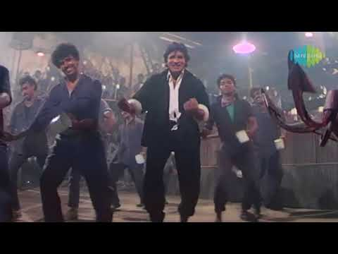 Jumma Chumma De De   Hum  FULL VIDEO SONG  Amitabh Bachchan Rajinikanth Govinda 1