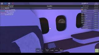 Roblox: Beta Fleet Boeing 747-8i take-off from Zurich