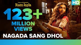 Repeat youtube video Nagada Sang Dhol - Full Song - Goliyon Ki Rasleela Ram-leela