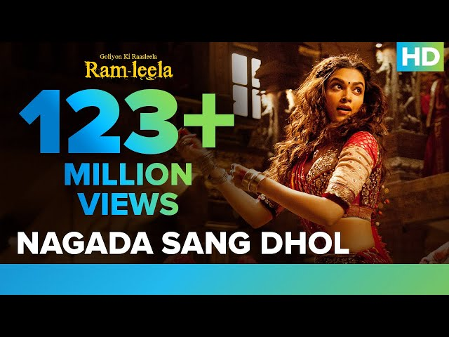 Nagada Sang Dhol - Full Song - Goliyon Ki Rasleela Ram-leela Travel Video