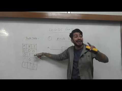 Logic Gates- Basics