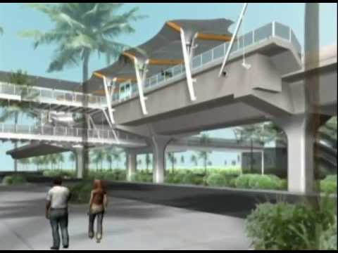 Honolulu Light Rail Transit: Station Prototypes