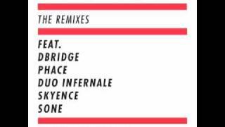 Panic Girl - Blue Lights ( dBridge Remix ) - shadybrain SHB010