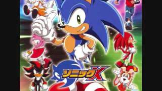 opening theme for Sonic X in Japanese. The series and this picture do NOT belong to me.