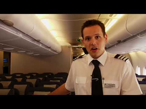 British Airways tour of the Airbus A380 | Corporate Travel Concierge