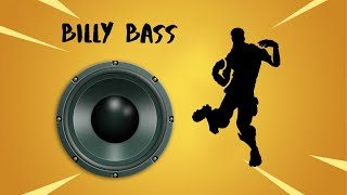 BILLY BOUNCE EMOTE BASS BOOSTED 1 HOUR (FORTNITE)