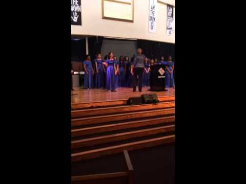 Celia Cruz Bronx High School of Music Women's Choir