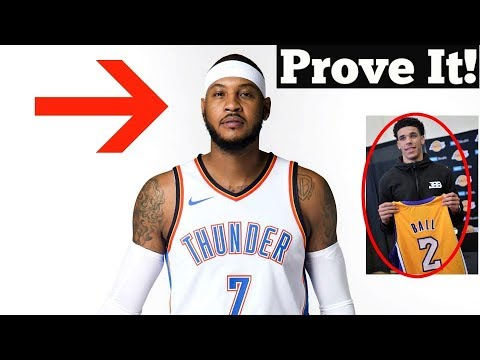 4 NBA Players with the Most to Prove in 2018