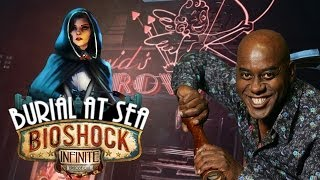 ¡CINE PORNO EN RAPTURE! MrSciper juega a: BioShock Infinite Panteón Marino ep. 2 #2 (1998 Mode)
