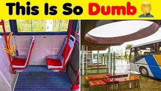 The Dumbest Public Transportation Fails 🤦😂