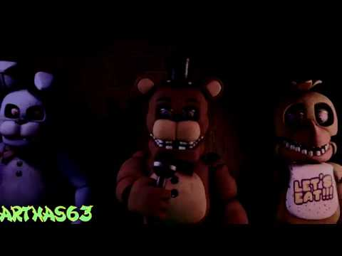 (SFM/FNAF) Point of no return (short) (read desc.)