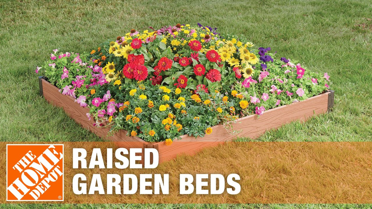 Frame It All Raised Garden Beds YouTube