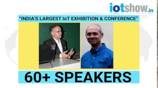 Humongous IoT expo and conference -- IoTShow.in @ Bangalore on Jan 11-13, 2016