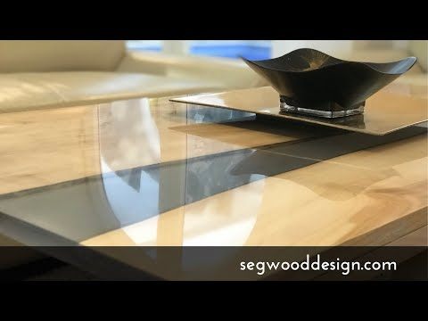 Epoxy resin table - how to make epoxy table step by step