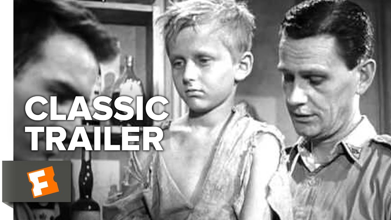 The Search (1948) Official Trailer