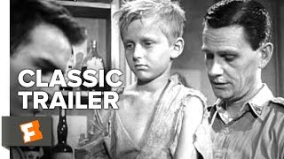 The Search (1948) Official Trailer - Montgomery Clift, Wendell Corey Post-WWII Movie HD