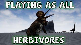 herbivorous animals for kids