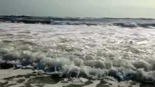 Ocean Waves Flagler Beach