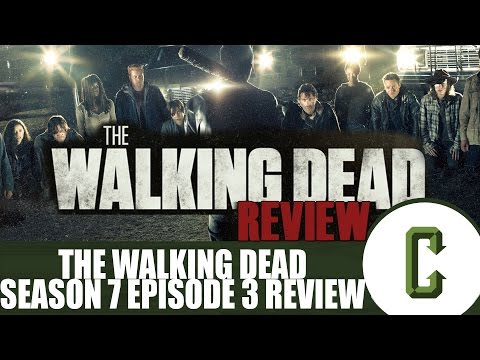 "The Walking Dead Season 7 Episode 3 ""The Cell"" Review"