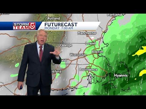 Freezing Rain Could Impact Monday Morning Commute