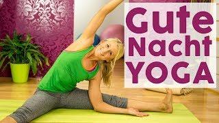 Besser schlafen mit Gute-Nacht-Yoga