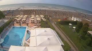 Preview of stream Live Webcam from Park Hotel Brasilia Jesolo