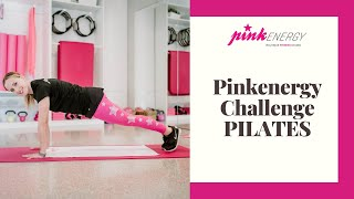 Pinkenergy 28 day challenge - Pilates