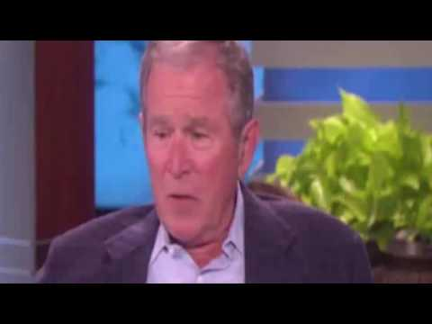 George White  Bush   The Ellen DeGeneres Show   Full Interview