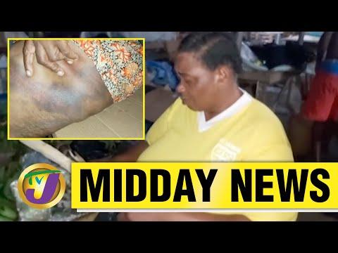 Assault Between Security Guard & Vendor Heading to Court in St. James, Jamaica | TVJ News