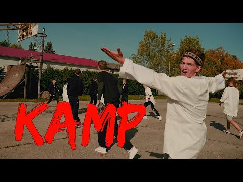 MC Lapins - Kamp (OFFICIAL MUSIC VIDEO)