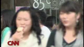 85 degrees ℃ bakery cafe - CNN New Immigrant Economy