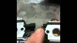STIHL TRIMMER-WEED EATER REPAIR: stihl carburetor repair-replacement fs, fc, km, hl,  45, 46,  55(BUY STIHL PARTS HERE! FROM TUNE UPS TO ENGINE REBUILDS SAVE$$$$$ http://astore.amazon.com/youtubeco04c2-20?_encoding=UTF8&node=16 ..., 2011-09-16T17:12:52.000Z)