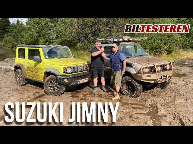 Jimny & Jimny på sjov (hyggevideo)