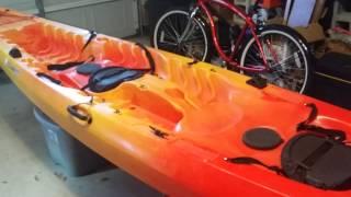 Fishing Kayak, Perception Sport Pescador 13