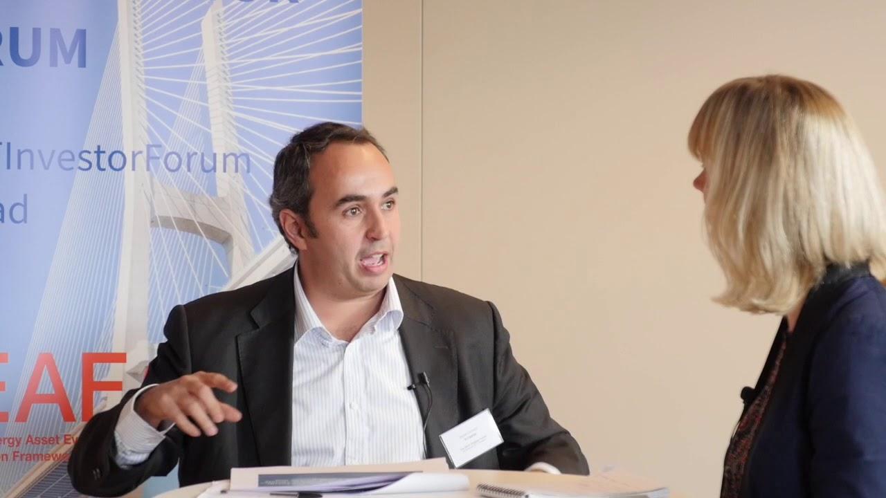 Energy efficiency investment with Daniel Cerveró (SEAF Investor forum)