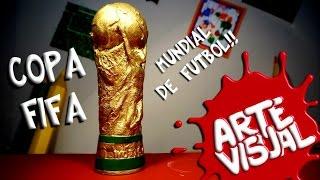 ARTE VISUAL - COPA MUNDIAL DE FUTBOL FIFA
