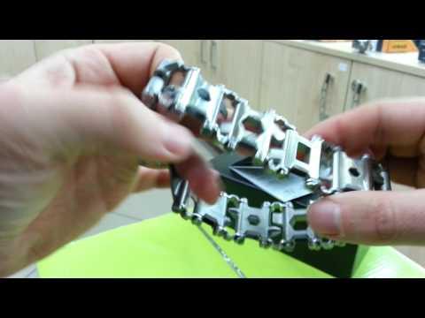 Leatherman Tread-браслет мультитул