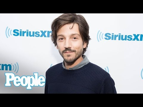 Rogue One: Diego Luna On The Moment He Got His Role & What Gareth Edwards Said | People NOW | People
