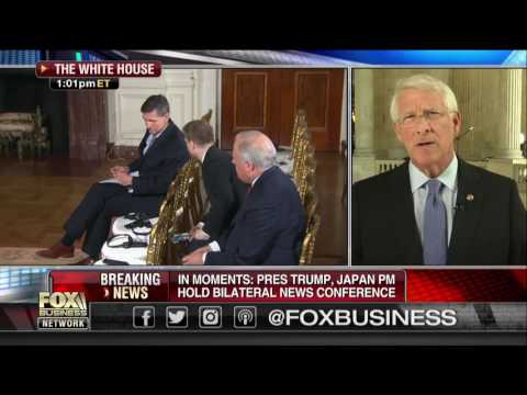 Senator Roger Wicker on Fox Business: Meeting With Judge Gorsuch l Roger Wicker For Senate